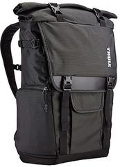 Фоторюкзак Thule Covert DSLR Rolltop Backpack черный