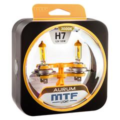 Галогенные лампы MTF Light AURUM H7 55W