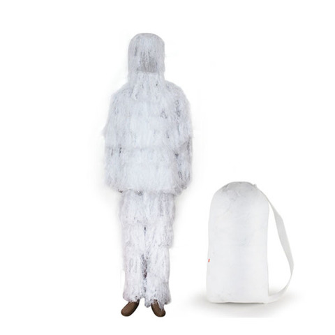 Wosport Костюм маскировочный GHILLIE, Snow (UN-11-SN)