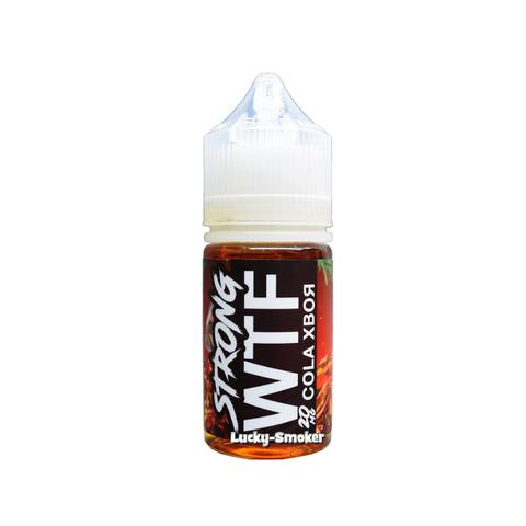 Жидкость WTF Salt 30 мл Cola Хвоя