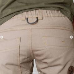 Брюки для скалолазания Hi-Gears Climbing Pants -Mega Bould+ 4 Season khaki (хаки)