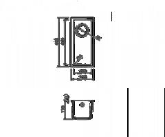 Схема Omoikiri Bosen 20-U-BL