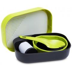 Набор посуды Wildo Camp-A-Box Complete Lime