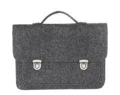 Черный войлочный портфель Gmakin для Macbook Air/Pro 13,3