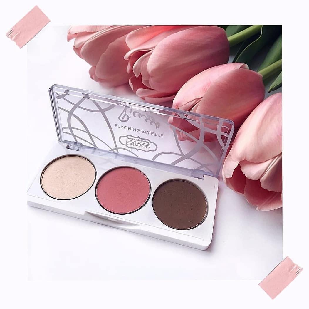 Estrade Makeup Picasso палетка для стробинга 501
