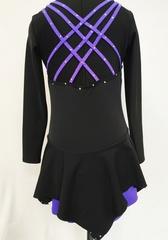 Сарафан для тренировок  фиолетовый