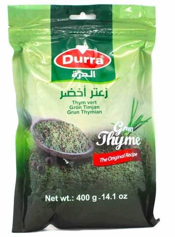 Затар зеленый, Durra, 400 г