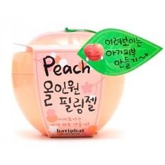 БХ Гель-скатка персиковая Все-в-одном  Urban Dollkiss Peach All-in-one Peeling gel 100гр (10702070/0