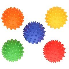 Сенсорный мячик Hencz Toys Желтый 1 шт