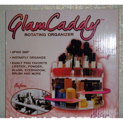 Органайзер для хранения косметики Glam Caddy