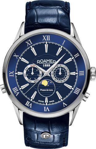 Часы мужские Roamer 508 821 41 43 05 Superior moonphase