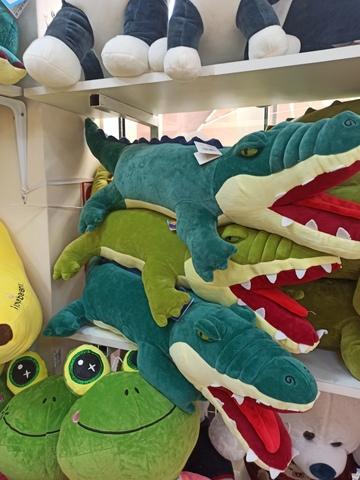 Крокодил 70 см