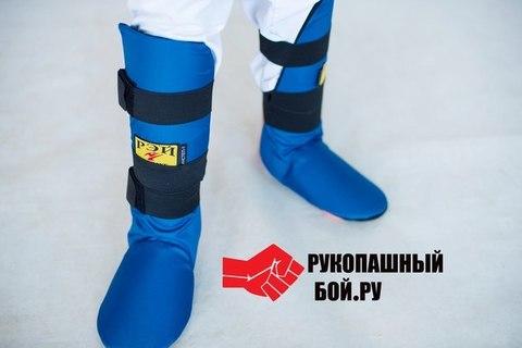 Защита голень-стопа инстеп-1
