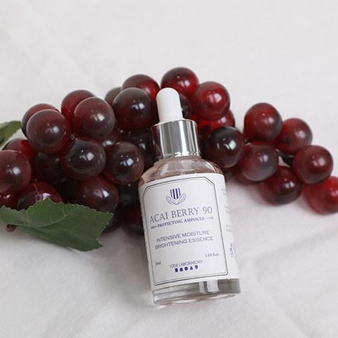 Антиоксидантная сыворотка с ягодами асаи, 50 мл / 1004 Laboratory Acai Berry 90 Protecting Ampoule