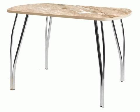Стол обеденный  КРАБ  пластик
