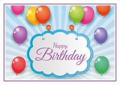 Açıqca\Открытки\Gift Happy Birthday