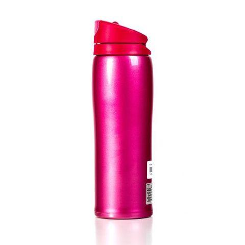 Термокружка Tiger MCB-H048 Raspberry Pink, 0.48 л (цвет - малиновый)