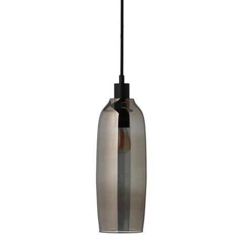 Лампа подвесная Kyoto Slim, серая