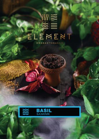 ELEMENT BASIL (БАЗИЛИК) ВОДА 40г
