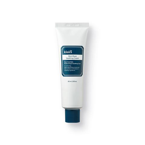 Увлажняющий и успокаивающий крем, 80 мл / Dear, Klairs Rich Moist Soothing Cream