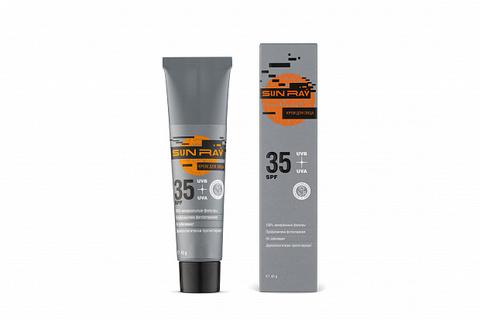 Крем для лица Sun Ray 35SPF 45гр