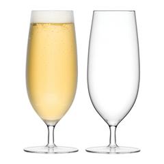 Набор бокалов для пильзнера LSA International, 450 мл, фото 1