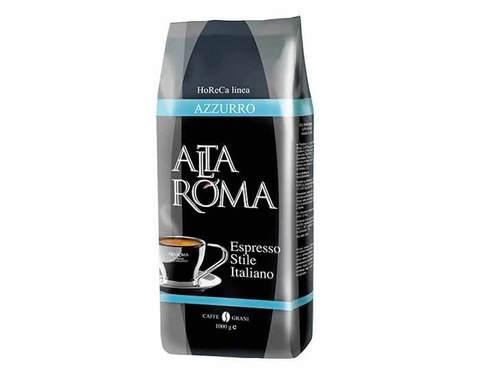 Кофе в зернах Alta Roma Azzurro, 1 кг