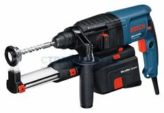 Перфоратор с пылеудалением, с патроном SDS-plus Bosch GBH 2-23 REA (0611250500)