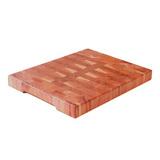 Доска торцевая разделочная, гледичия трёхколючковая 30 х 20 х 4 см, артикул TD01001, производитель - Origins Wood