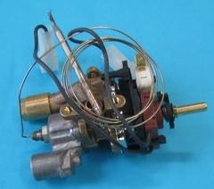 Термостатированный газовый кран духовки gorenje