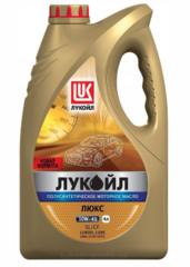 ЛУКОЙЛ ЛЮКС, полусинтетическое SAE 10W-40, API SL/CF 4л