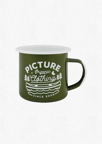 Кружка Picture Organic SHERMAN CUP D Army Green