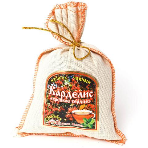Чай Крепкое сердце в мешочке Красная поляна