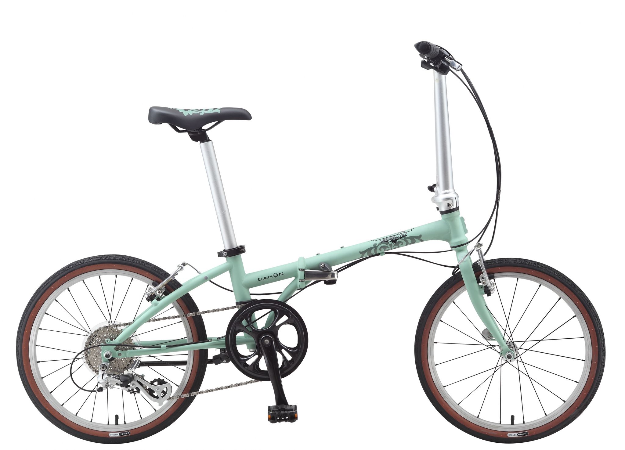 Dahon Boardwalk D8 (2015)
