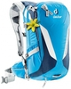 Картинка рюкзак велосипедный Deuter Compact Exp 10 Sl Turquoise-Midnight - 1