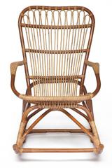 Кресло-качалка Secret De Maison Андерсен (Andersen) (mod. 01 5086RC/1-1) — светлый мед/матовый