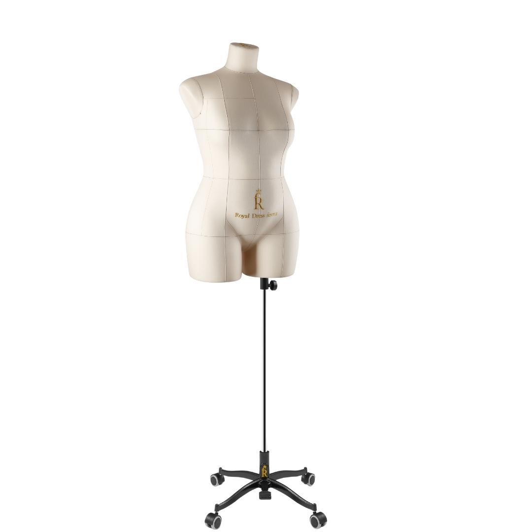 Манекен портновский Моника, комплект Стандарт, размер 48, БежеваяФото 2