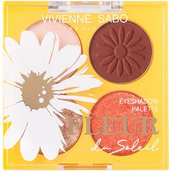 Vivienne Sabo - Палетка теней Eyeshadow palette