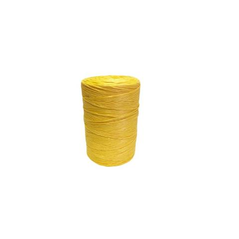 Шпагат полипропиленовый 1000 ТЕКС 1кг, бобина цвет в ассортименте