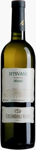 Вино Kindzmarauli Marani, Mtsvane, 0.75 л