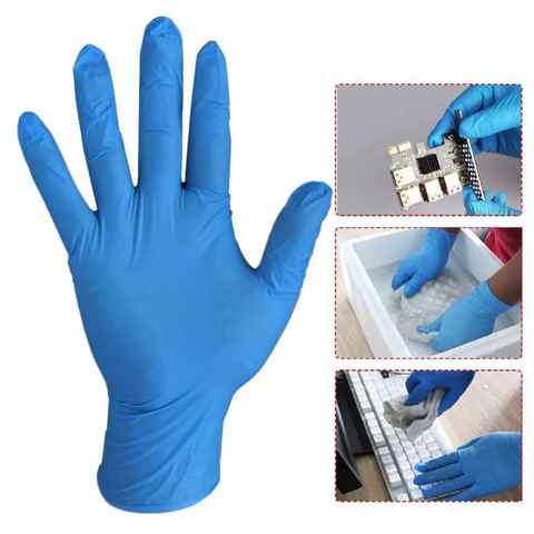 Перчатки и нарукавники – дополнительные средства защиты