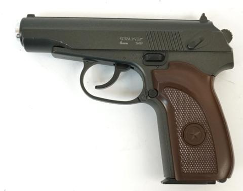 Страйкбольный пистолет Stalker SAP Spring (ПМ)