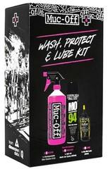 Набор по уходу за велосипедом Muc-Off Wash, Protect and Lube Kit (Dry Lube version)