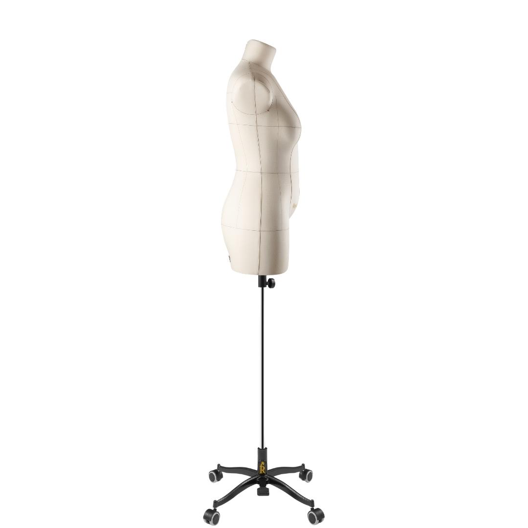 Манекен портновский Моника, комплект Стандарт, размер 48, БежеваяФото 3