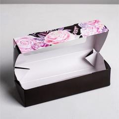 Коробка складная With Love, 17  7  4 см
