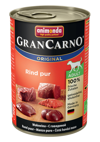 GranCarno Original Adult - с говядиной