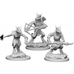 D&D Nolzur's Marvelous Unpainted Miniatures - Kobolds