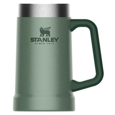 Термокружка Stanley Adventure Vacuum Stein (10-02874-033) 0.7л зеленый