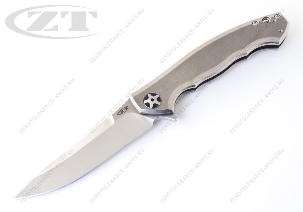 Нож Zero Tolerance 0452Ti Sinkevich