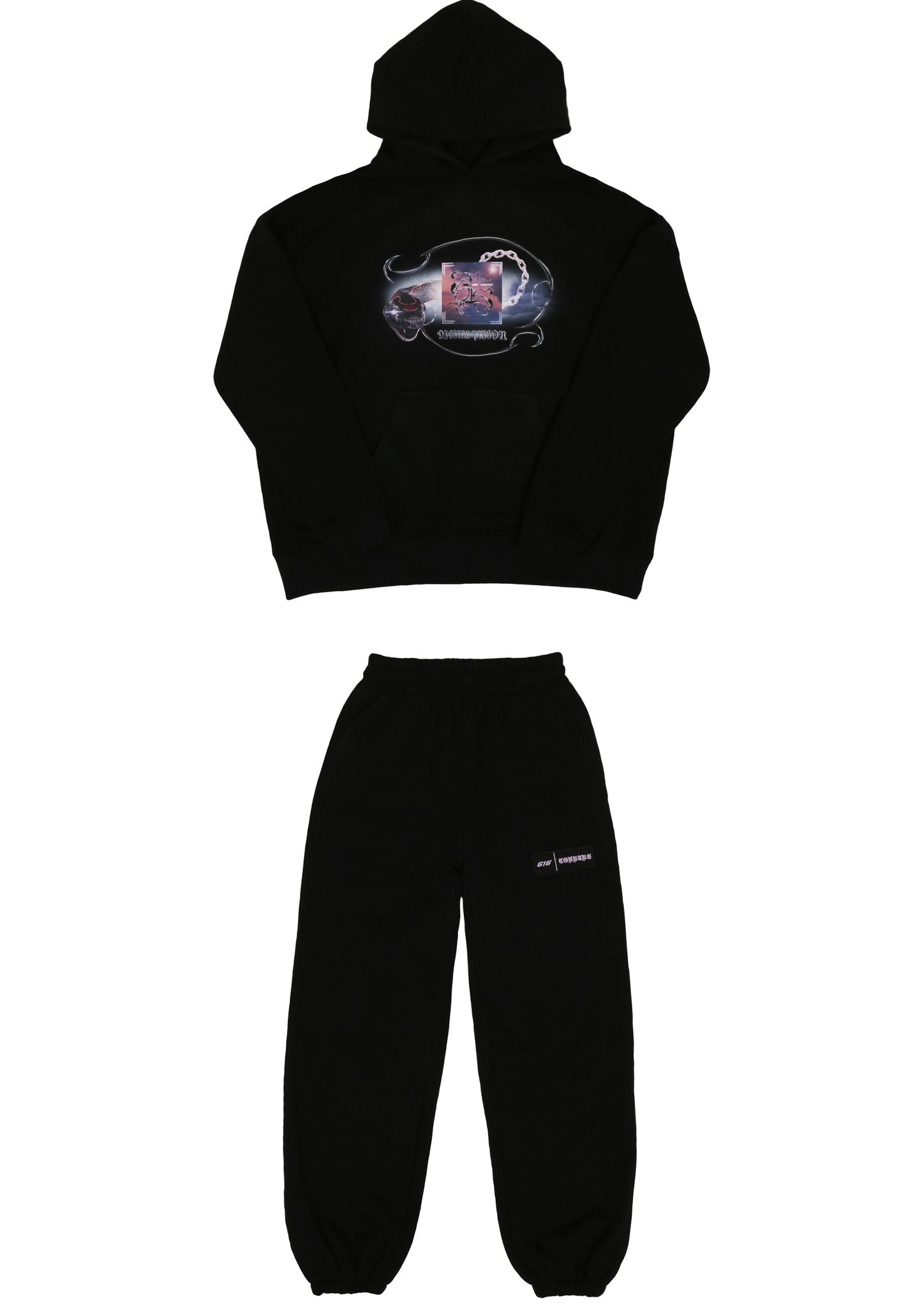 616 x COUNTRE DIGITAL PRISON костюм с дополненной реальностью